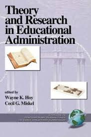 Theory and Research in Education Administration