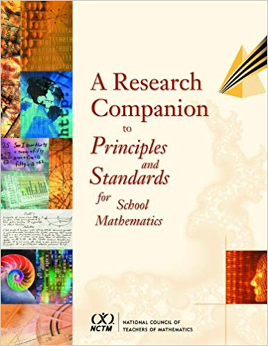 A Research Companiaon to Principles and Standard for School Mathematics
